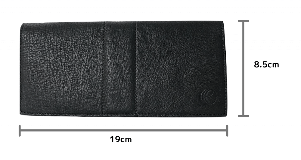 長財布の寸法