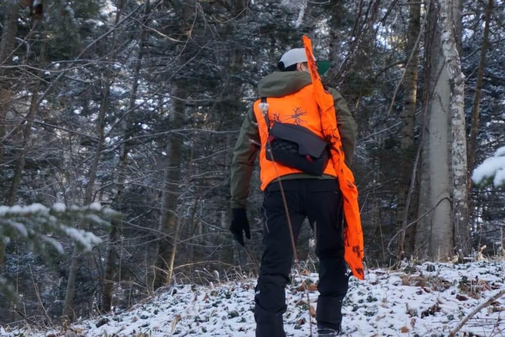 狩猟バッグ