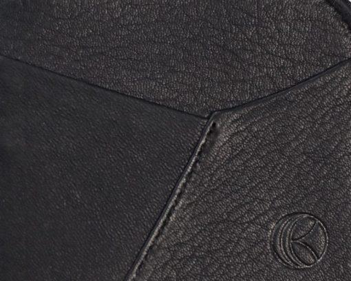 レザレクション-小銭入れ(カードウォレット黒3)