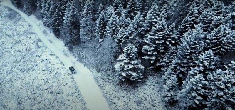 レザレクション北海道の冬