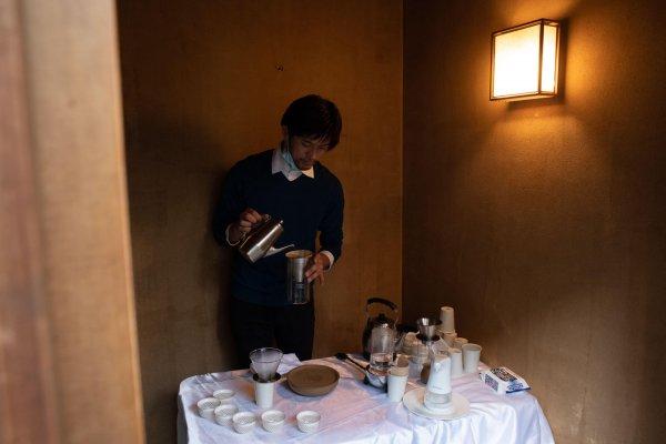 iTTOコーヒー焙煎士