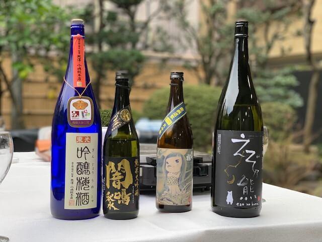 展示会/日本酒