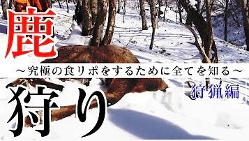 UHB狩猟動画